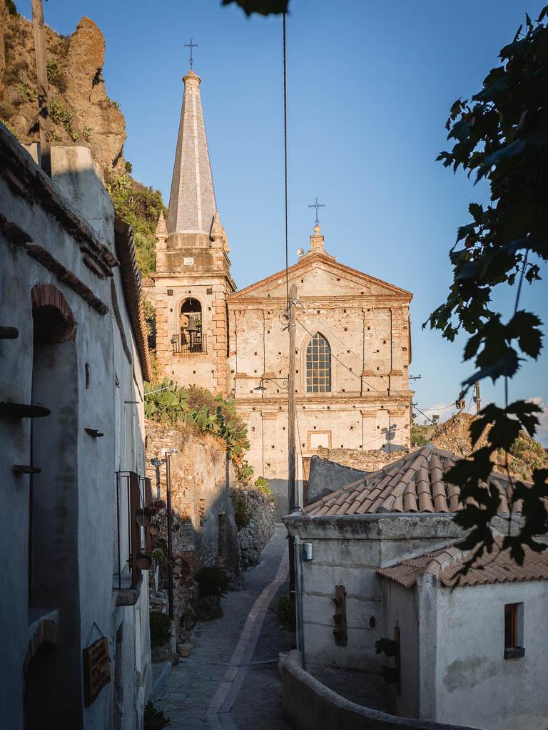 Pentedattilo, Calabria, Italy
