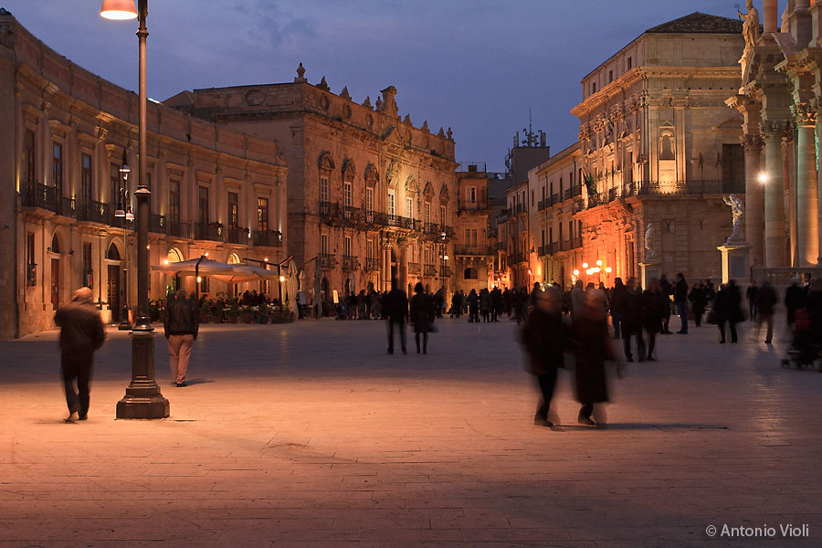Siracusa, Piazza Duomo