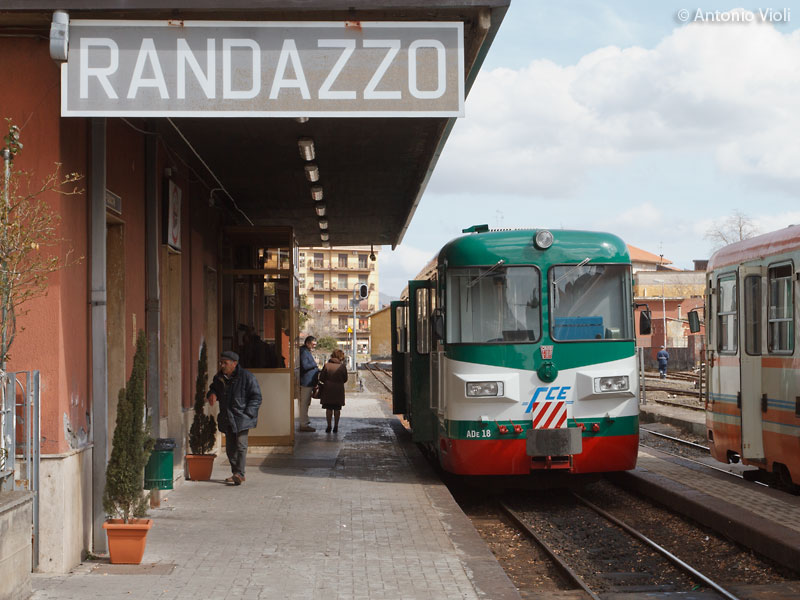Randazzo Train Station
