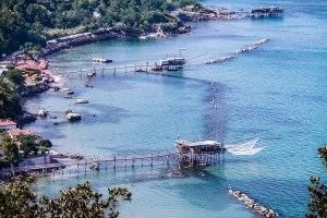 Costa dei Trabocchi, Abruzzo, Italy