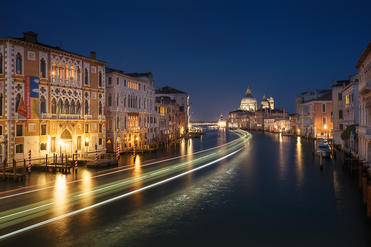 Venezia, Canal Grande, Veneto, Italia