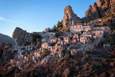 Pentedattilo Ghost Town, Calabria, Italy