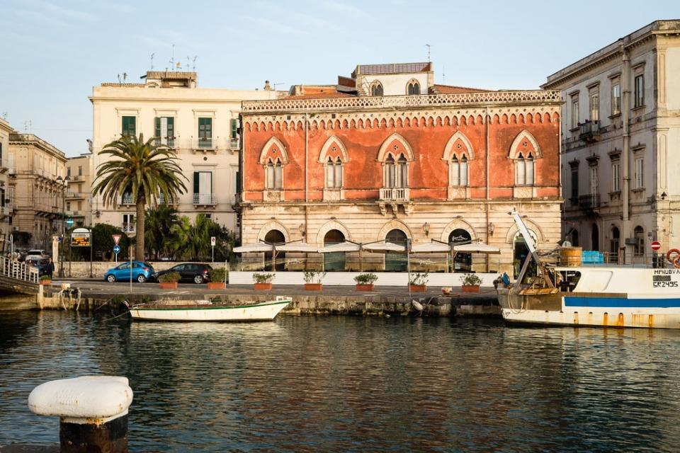 Siracusa - Palazzo Lucchetti