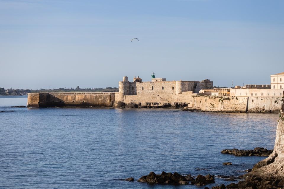 Siracusa - Waterfront of Ortigia