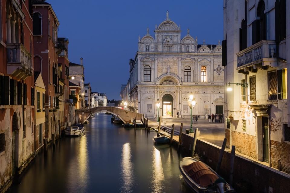 Scuola Grande di San Marco, Venice, Italy