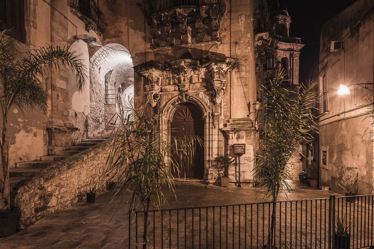 Chancellery Palace, Ragusa Ibla, Sicily, Italy, Antonio Violi Photography