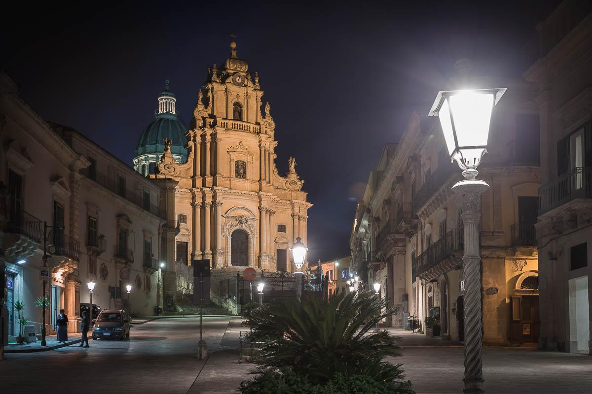 Duomo di San Giorgio, Ragusa Ibla, Sicily, Italy, Antonio Violi Photography