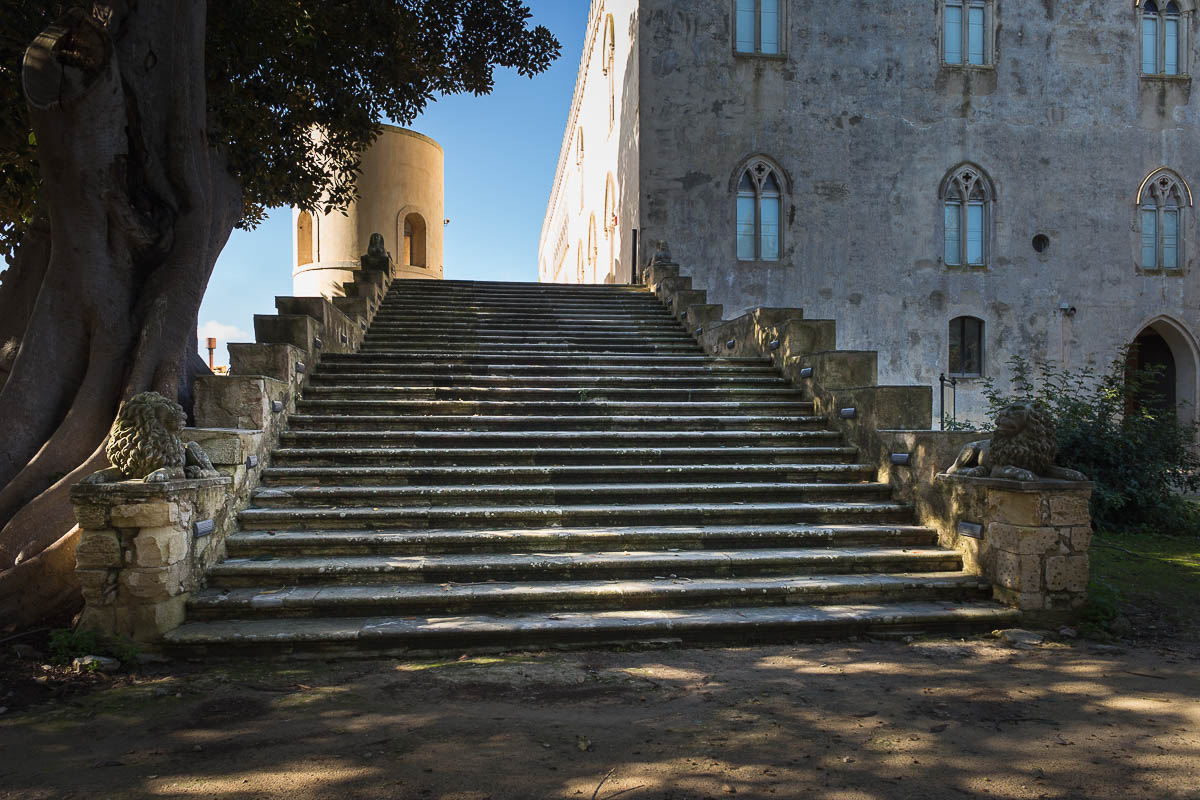 Donnafugata Castle, Ragusa, Sicily, Italy
