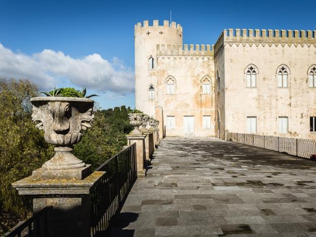 Castello di Donnafugata, Ragusa, Sicilia, Italia