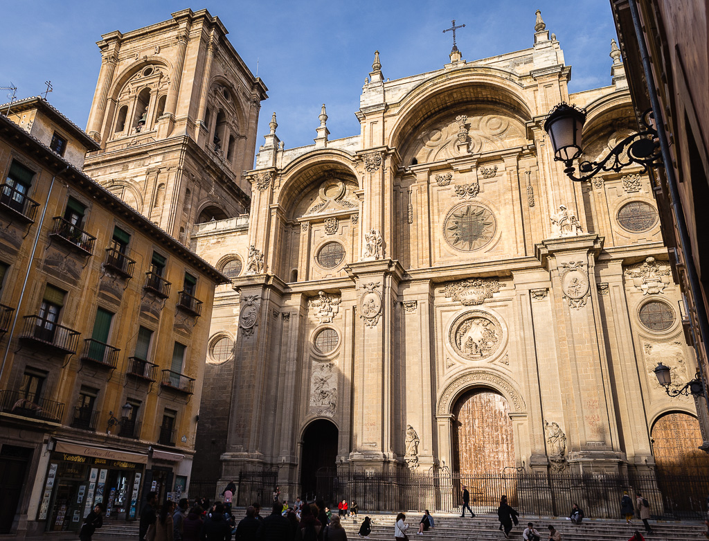 Cathedral of Granada, Andalusia, Spain