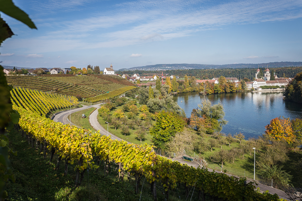 Rheinau, Canton of Zurich, Switzerland